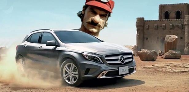 Mario alemão ficou bizarro a ponto de merecer um GAME OVER!