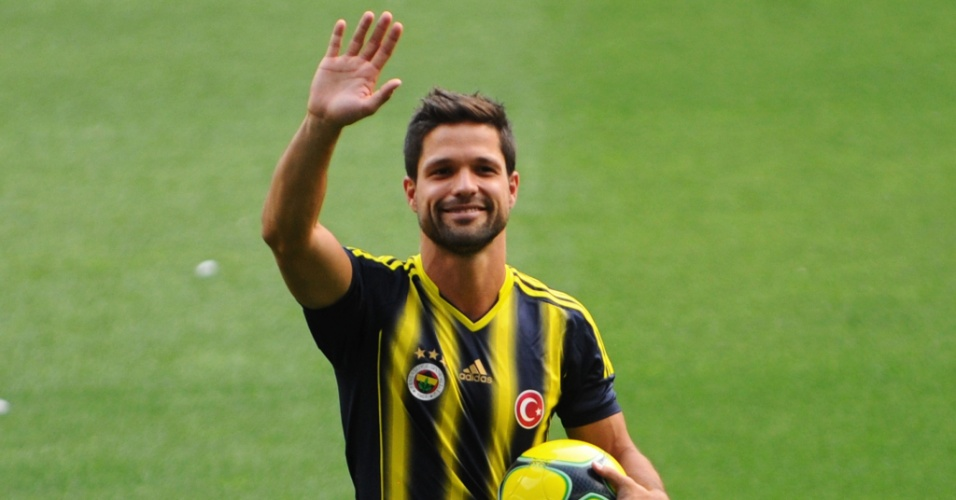 Diego Ribas Net Worth