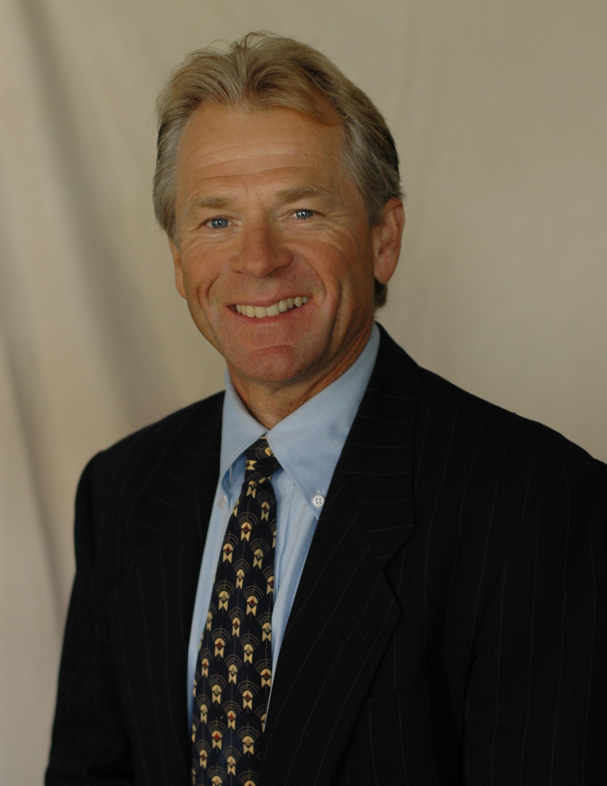 o professor Peter Navarro, da Universidade da Califórnia em Irvine.