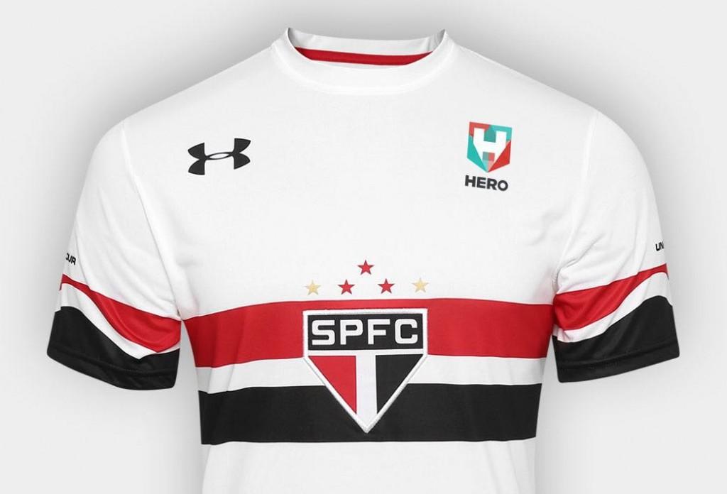 São Paulo tem novo patrocinador na Libertadores