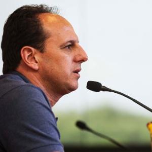 O ex-goleiro Rogério Ceni (Crédito: Eduardo Knapp/Folhapress)