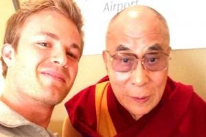 Resultado de imagem para Como o budismo pode estar por trás da misteriosa aposentadoria de Rosberg