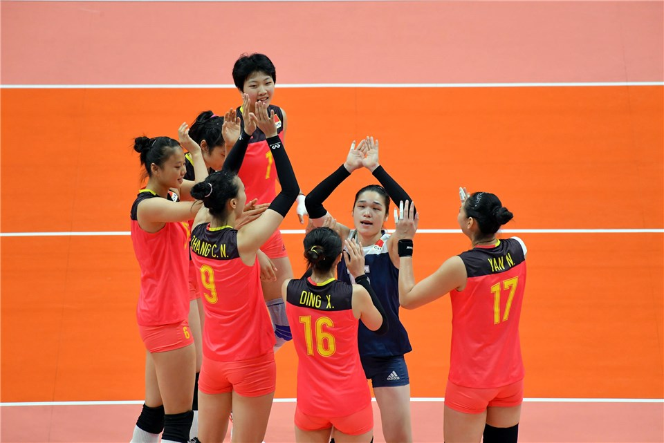 Campanha chinesa no Rio só conheceu duas vitórias em cinco jogos (fotos: FIVB)