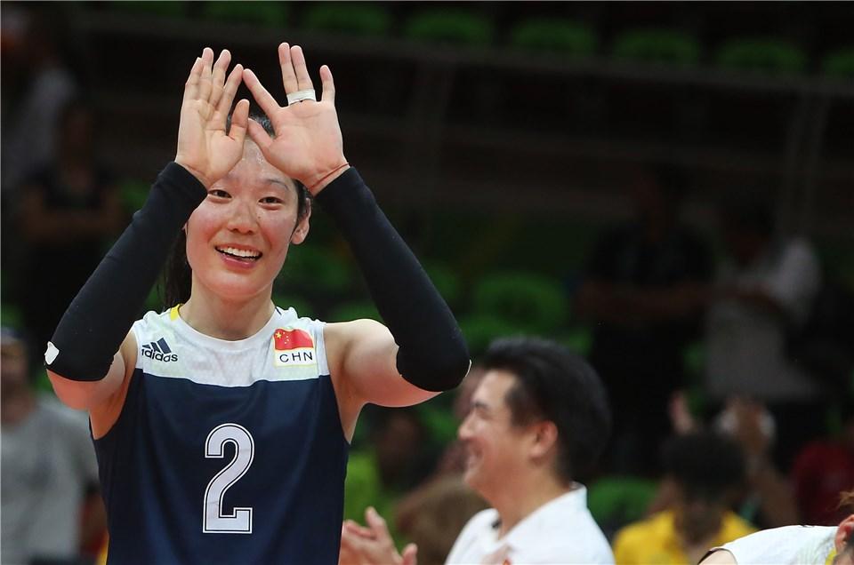 Chinesa Zhu é forte candidata a MVP olímpica