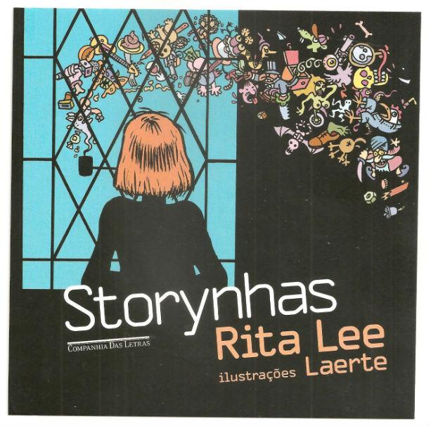 Storynha- Rita Lee e ilustrações de Laerte