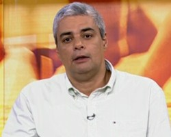 Paulo Julio Clement – comentarista do SporTV - pjclement
