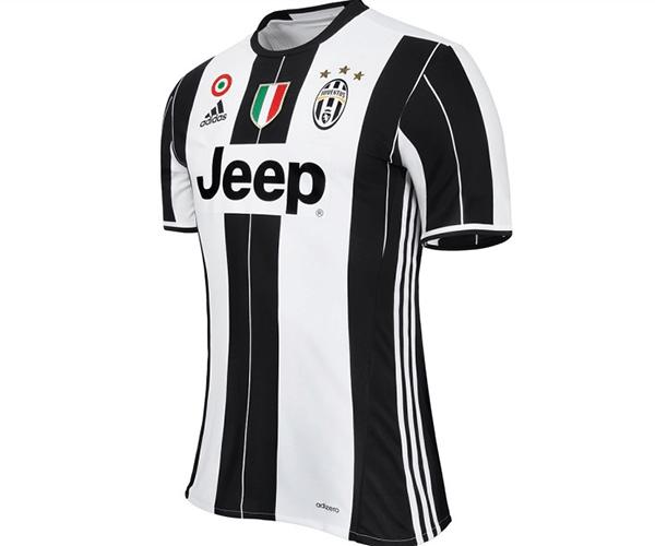 365fd584453d9 A camisa que será usada pelos jogadores pentacampeões italianos na próxima  temporada está à venda na loja oficial do clube por 119