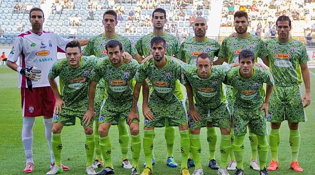O uniforme do La Hoya Lorca em 2013 (Crédito: Marca/Reprodução)