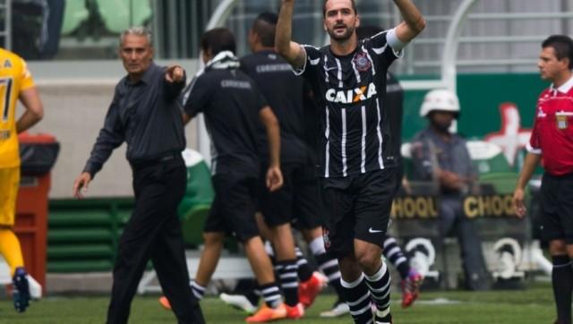 Danilo foi o autor do único gol do clássico