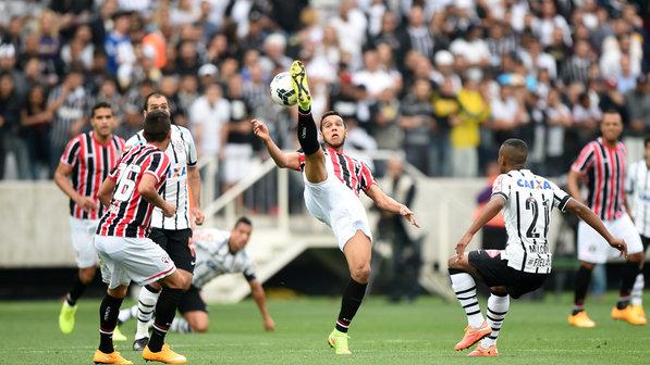 Corinthians x São Paulo: jogos disputados do início ao fim