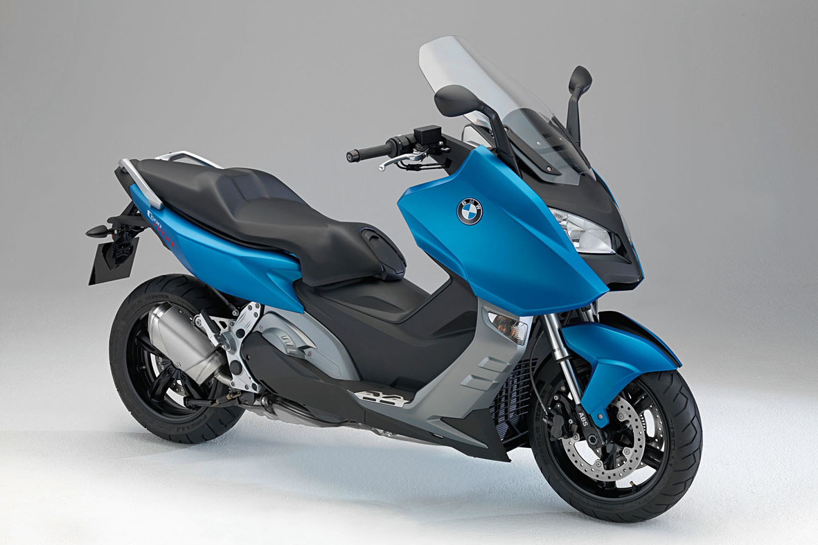 bmw c600 sport chega por r 52 mil carros uol uol carros. Black Bedroom Furniture Sets. Home Design Ideas
