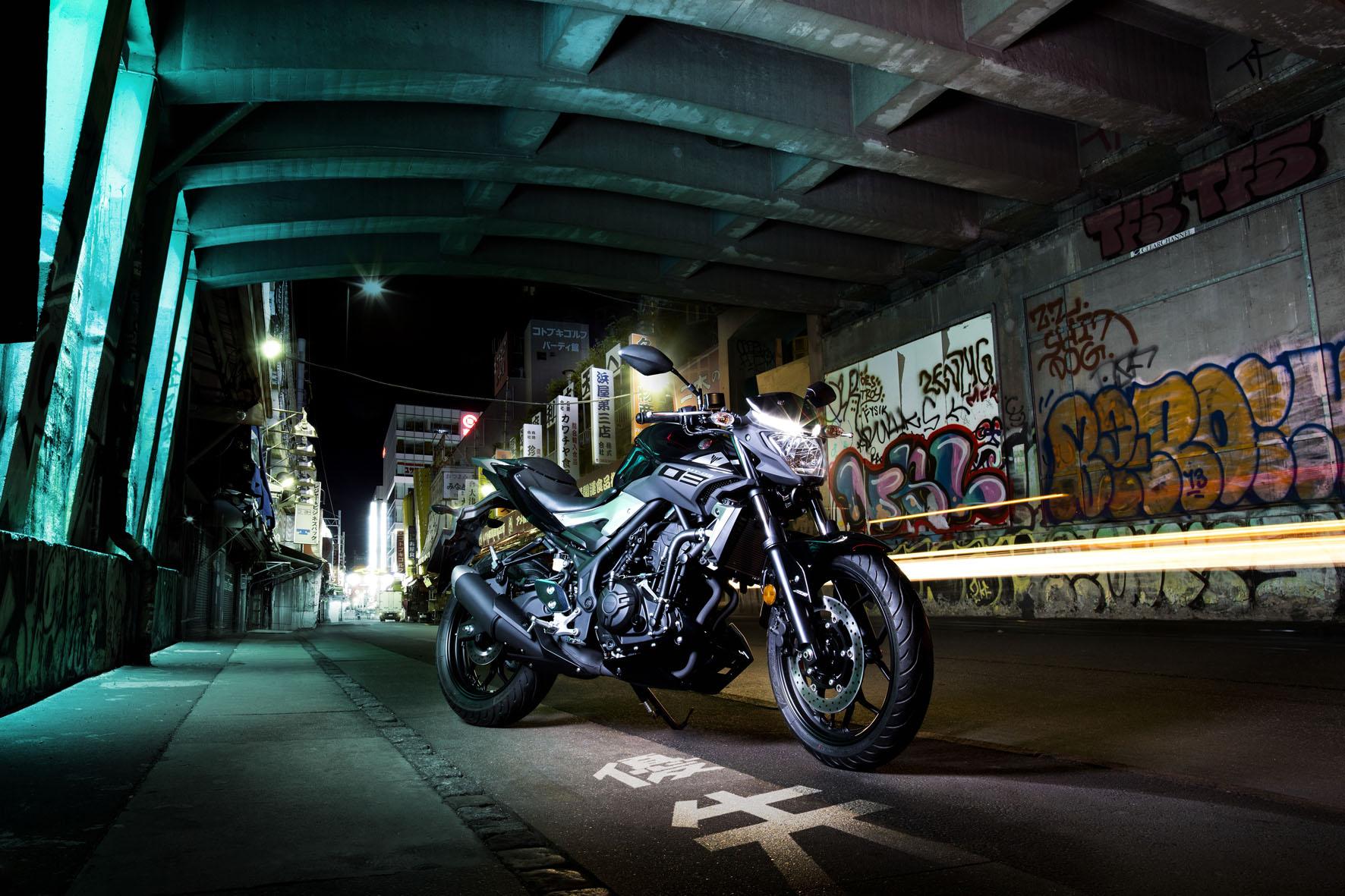 Nova Yamaha NMax 160 e MT-03 2016 chegam ao Brasil   Motorede