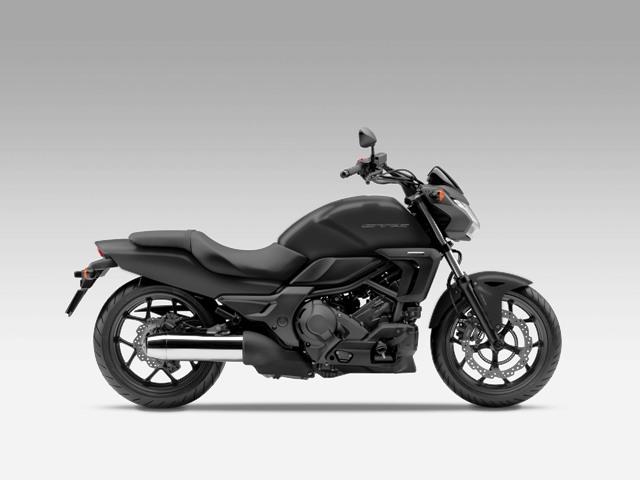 Nova Moto 700 da Honda - CTX700N 2014_CTX700N