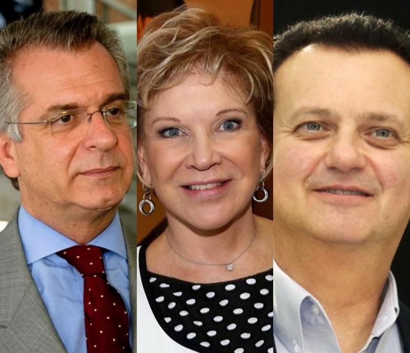 Matarazzo, Marta e Kassab fecham acordo para as eleições municipais em São Paulo