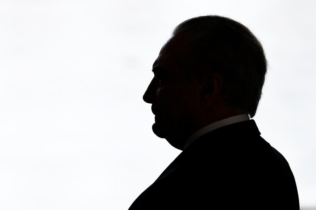 BRASI´LIA, DF, BRASIL, 31-10-2016: O Presidente Michel Temer recebe o ex-primeiro ministro de Portugal António Guterres, rece´m-eleito secreta´rio-geral da ONU, no Pala´cio do Planalto. Foto: Se´rgio Lima / PODER 360.