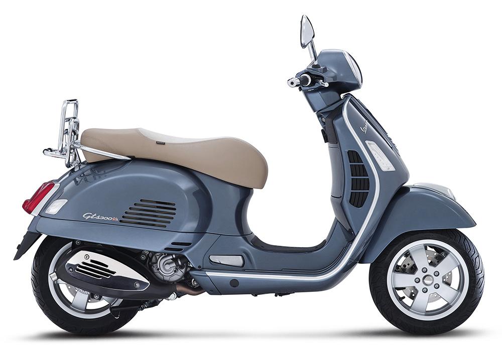 Vespa GTS 300 cc cinza lateral_1000