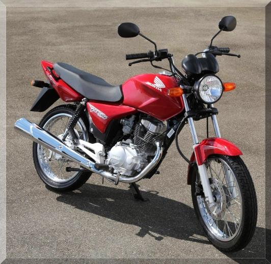 2004 - Recebeu motor de 149 cc com 14,2 cv com balancins roletados com acionamento das válvulas e sistema balanceiro junto ao virabrequim, OHC. Também recebeu novo design e proteção contra roubo Shutter-key.
