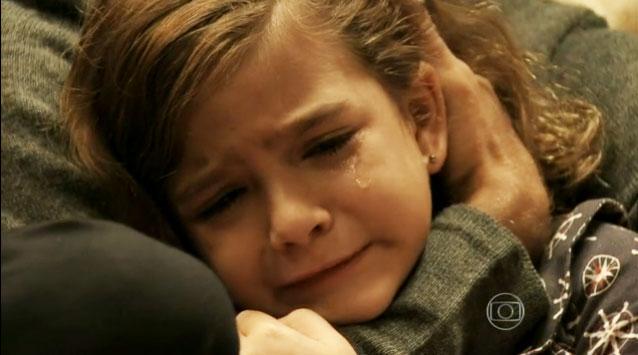 """Mel Maia como Pérola em """"Joia Rara"""" (Foto: Divulgação/TV Globo)"""