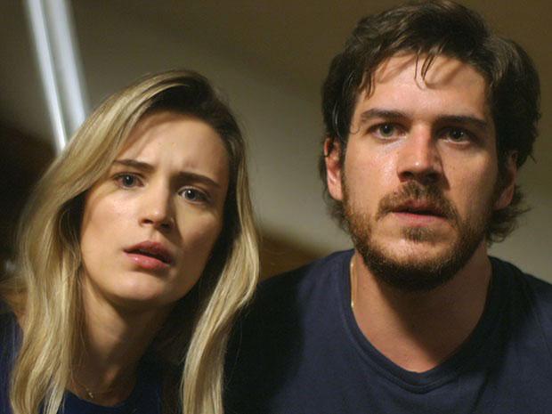 Bianca Bin (Vitória) e Marco Pigossi (Rafael) (Foto: Divulgação/TV Globo)