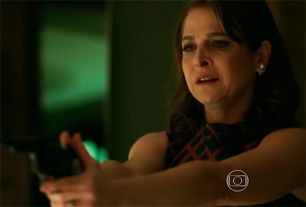 Drica Moraes como Carolina (Foto: Reprodução)