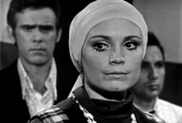 """Francisco Cuoco e Regina Duarte em """"Selva de Pedra"""" (Foto: Reprodução)"""