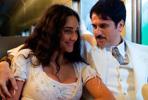 Débora Nascimento e Eriberto Leão (Foto: Divulgação/TV Globo)