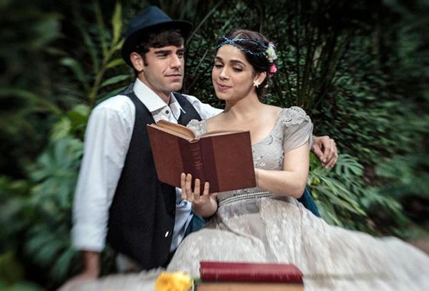 Marcos Pitombo e Sabrina Petráglia (Foto: Felipe Monteiro/Gshow)