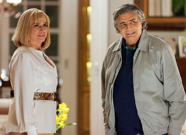 Vera Holtz e Tarcísio Meira (Foto: Artur Meninea/TV Globo)