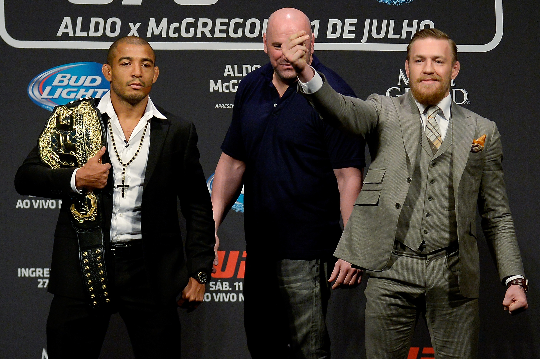 UFC 189 World Media Tour Launch