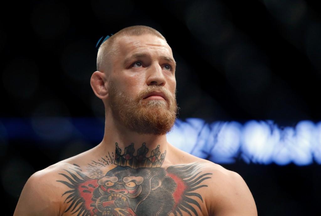 Será que Dana White já está ligando para McGregor? | Crédito: Steve Marcus/Getty