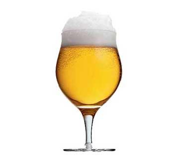 Composição da cerveja
