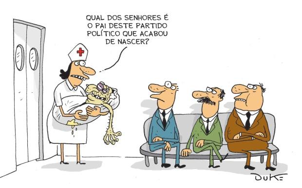PNN, Partido Natimorto Nacional! - Política - Política