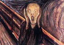 O Grito/Edvard Munch