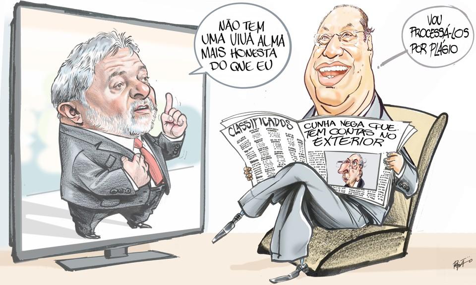 Resultado de imagem para politico honesto CHARGE