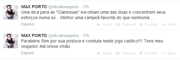 Max Porto, BBB9