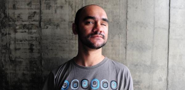 O fotógrafo Sérgio Silva, que perdeu o olho esquerdo após ser atingido por um disparo da polícia. Foto: Junior Lago/UOL