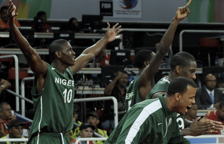 Nigéria se classifica para as Olimpíadas de Londres-2012