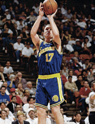 Chris Mullin, Warriors