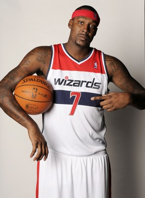 Andray Blatche