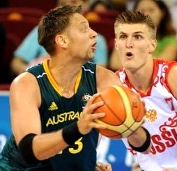 David Andersen x Andrei Kirilenko