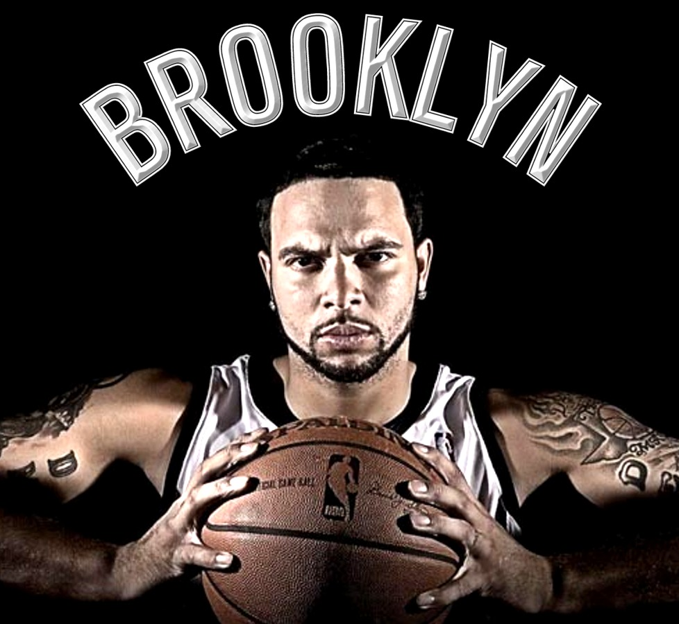 Deron ficou no Brooklyn