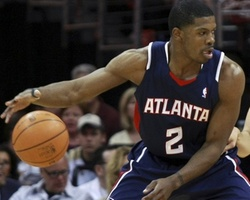 Joe Johnson, Atlanta Hawks
