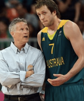 Brett Brown e Joe Ingles
