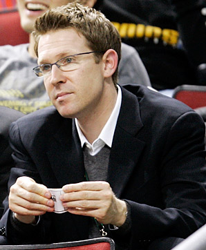 Sam Presti, do Oklahoma City Thunder