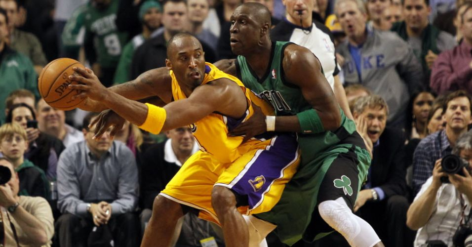 Mickael Pietrus x Kobe Bryant