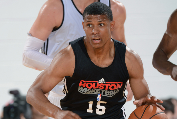 Scott Machado pelo Rockets em Las Vegas