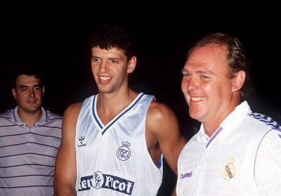 Petrovic e Karl em Madri