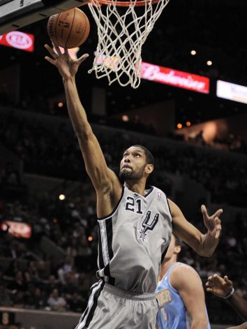 Tim Duncan, eternamente jovem