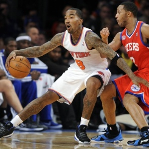 JR Smith, sexto homem do Knicks