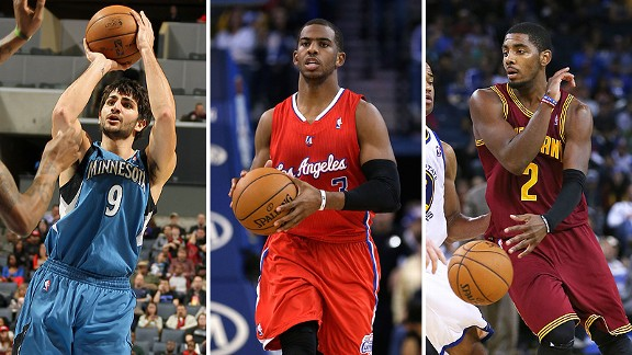 Rubio, CP3, Irving